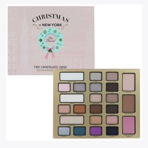 Limited Edition Too Faced Holiday pallete